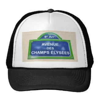 Avenue des Champs-Elysées Trucker Hat