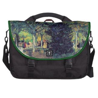 Avenue in the Park Van Gogh Vincent Bag For Laptop