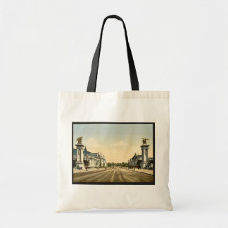 Avenue Nicholas II, from the two Palaces, Expositi Bag