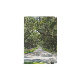 Avenue Of Oaks Passport Holder