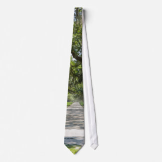 Avenue Of Oaks Tie
