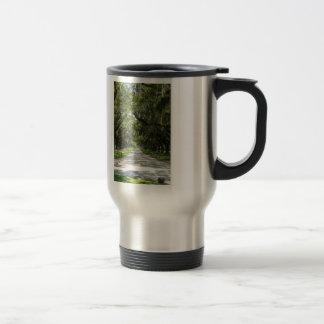 Avenue Of Oaks Travel Mug