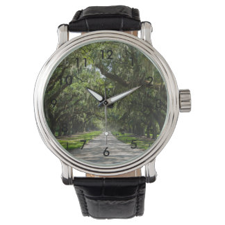 Avenue Of Oaks Wristwatch