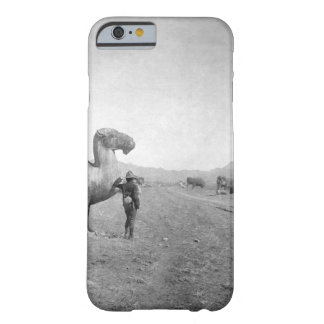 Avenue of Statues, on road _War Image Barely There iPhone 6 Case