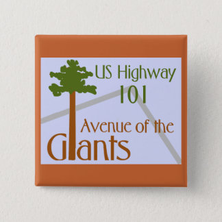 Avenue of the Giants Button