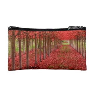 AVENUE OF TREES COSMETIC BAG