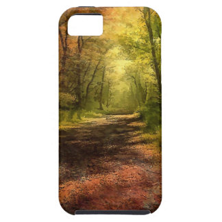 Avenue of Trees iPhone SE/5/5s Case