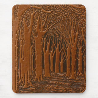 Avenue of Trees Mouse Pad