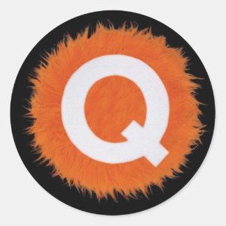 Avenue Q sticker