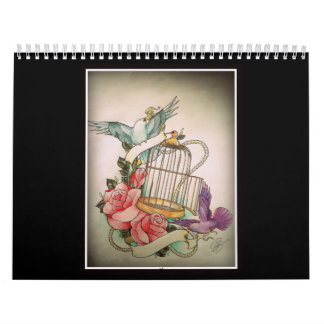 Average calendar All Decorated With drawings