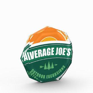 Average Joe's Outdoor Excursions Award