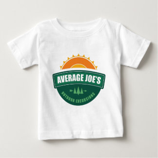Average Joe's Outdoor Excursions Baby T-Shirt