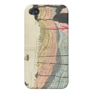 Average of a part of earth's crust cases for iPhone 4