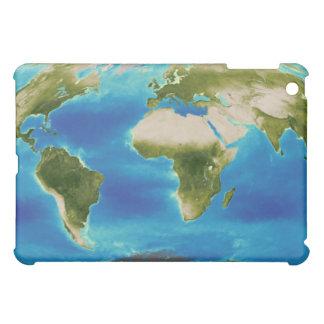 Average plant growth of the Earth iPad Mini Covers