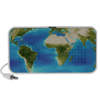 Average plant growth of the Earth Portable Speaker
