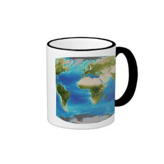 Average plant growth of the Earth Ringer Mug