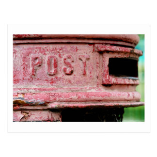 avería de comunicación postales
