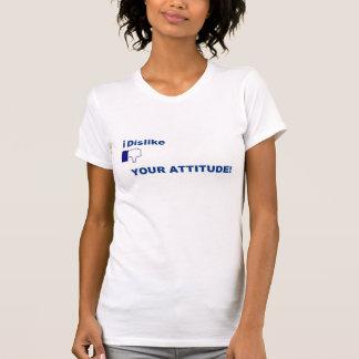 Aversión Camiseta
