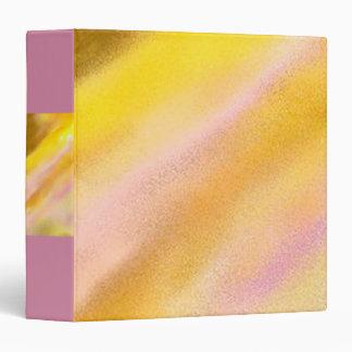 Avery 3-ring binder Sun Lake Abstract Lilac / Gold