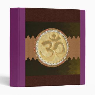 AVERY Binder Artistic  Goodluck OM Mantra Symbol