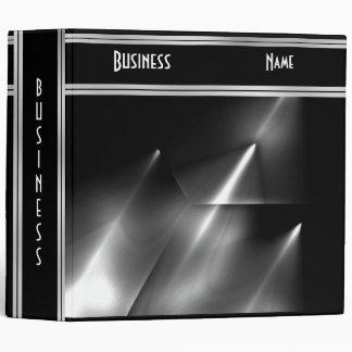 Avery Binder Black & White Style Bent Metal (1)