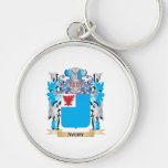 Avery Coat Of Arms Key Chain