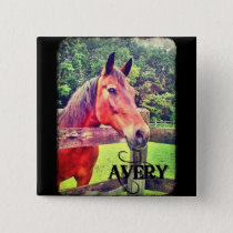 Avery Deluxe Edition Square Button