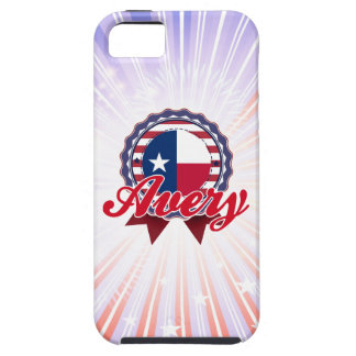 Avery, TX iPhone 5 Case-Mate Coberturas
