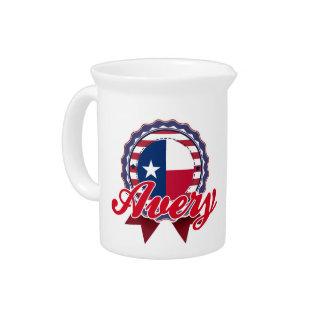 Avery, TX Jarras Para Bebida