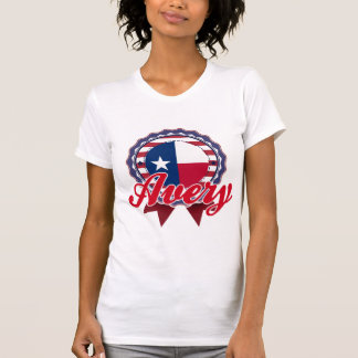 Avery, TX Camiseta
