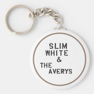 Avery's keychain