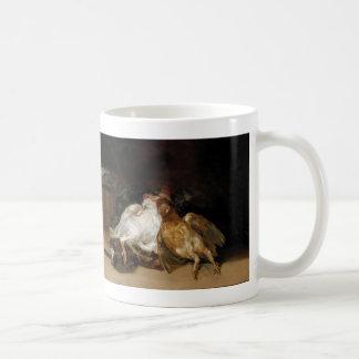 Aves Muertas - Francisco de Goya Taza Clásica