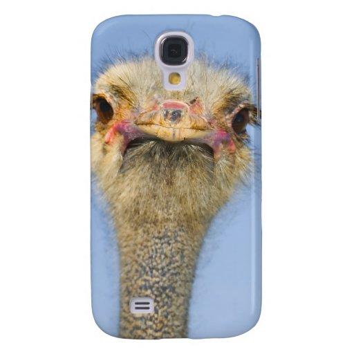 Avestruz Funda Para Galaxy S4