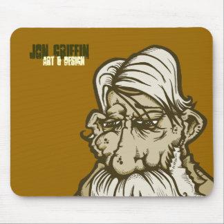 AvettBrothersCanopy, Jon Griffin, Art & Design Mouse Pad