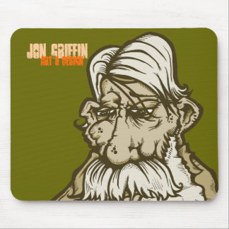 AvettBrothersCanopy, Jon Griffin, Art & Design Mouse Pads