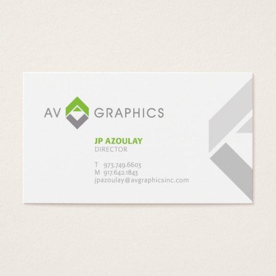 AVG Business Cards