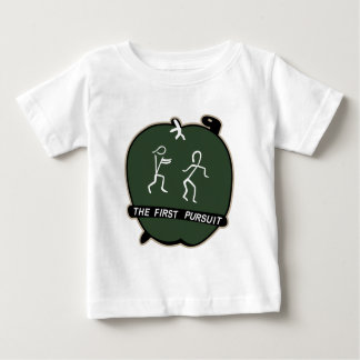AVG Flying Tigers - 1st Pursuit SQdrn Adam & Eves Baby T-Shirt