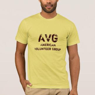 AVG, grupo voluntario del americano Playera