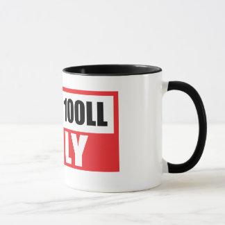 AVGAS 100LL ONLY Mug