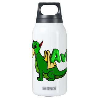 Avi (with name) SIGG thermo 0.3L insulated bottle