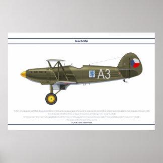 Avia B-534 Checo 2 Poster