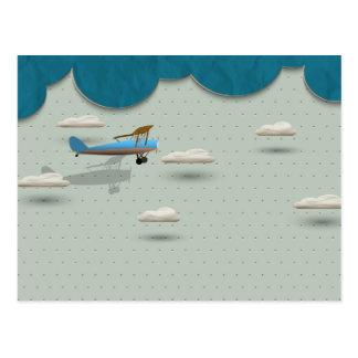 Aviación banal postales