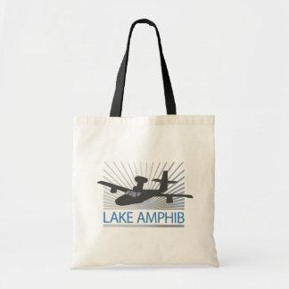 Aviación de Amphib del lago Bolsas