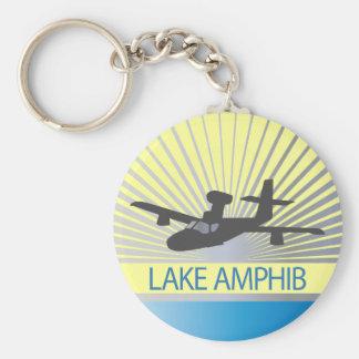 Aviación de Amphib del lago Llaveros
