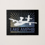 Aviación de Amphib del lago Rompecabezas Con Fotos