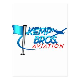 Aviación de los hermanos de Kemp Postales