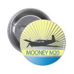 Aviación de Mooney M20 Pins