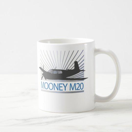 Aviación de Mooney M20 Taza De Café