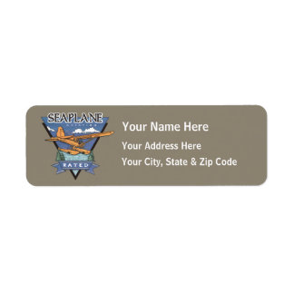 Aviación del hidroavión clasificada etiquetas de remite