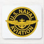 Aviación naval - 2 alfombrilla de ratón